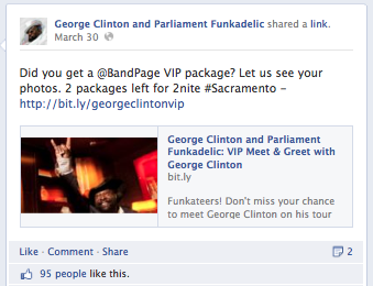 George Clinton & P-Funk BandPage Experience