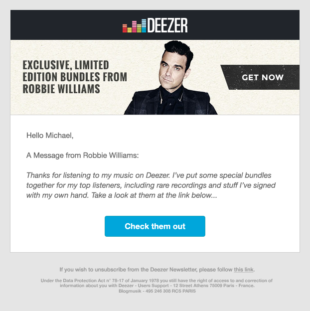 RobbieWilliams_email